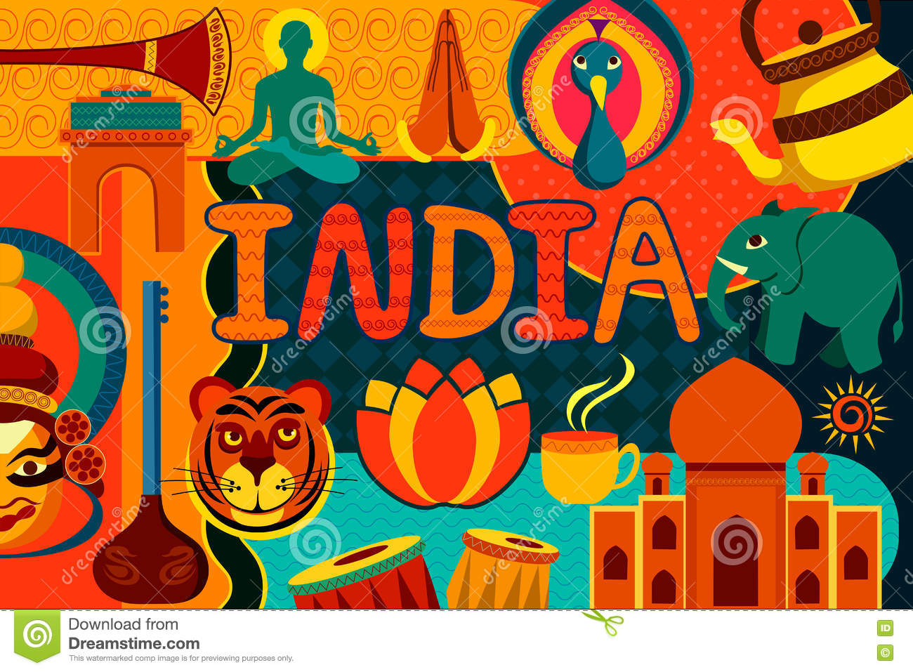 rich culture of india African culture is rich and very diverse, yet certain aspects unite this huge continent learn about the culture, heritage, customs, traditions and folklore.