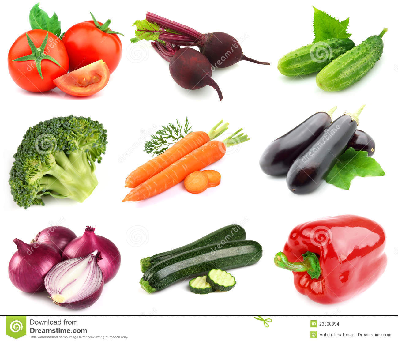 Collage From Fresh Vegetables Stock Photo - Image of beet ...