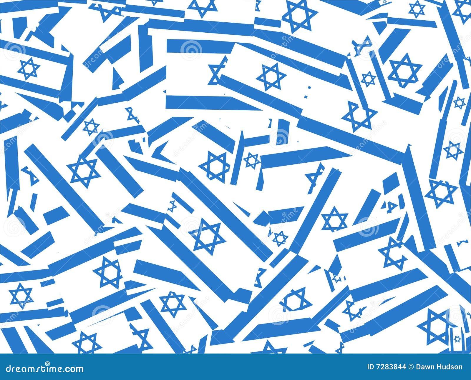 Collage israelí del indicador