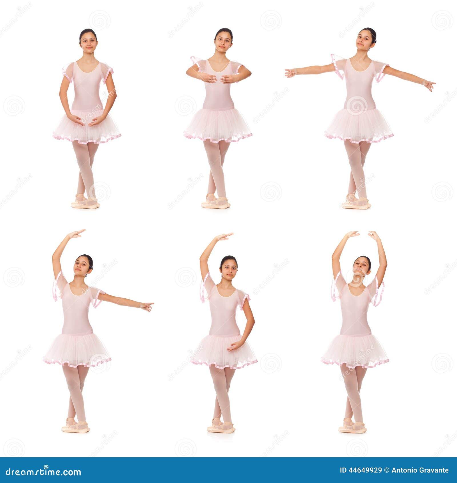 position danse classique