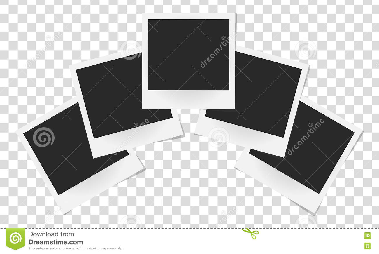 Collage of realistic vector photo frames stock vector illustration download collage of realistic vector photo frames stock vector illustration of collection pattern maxwellsz