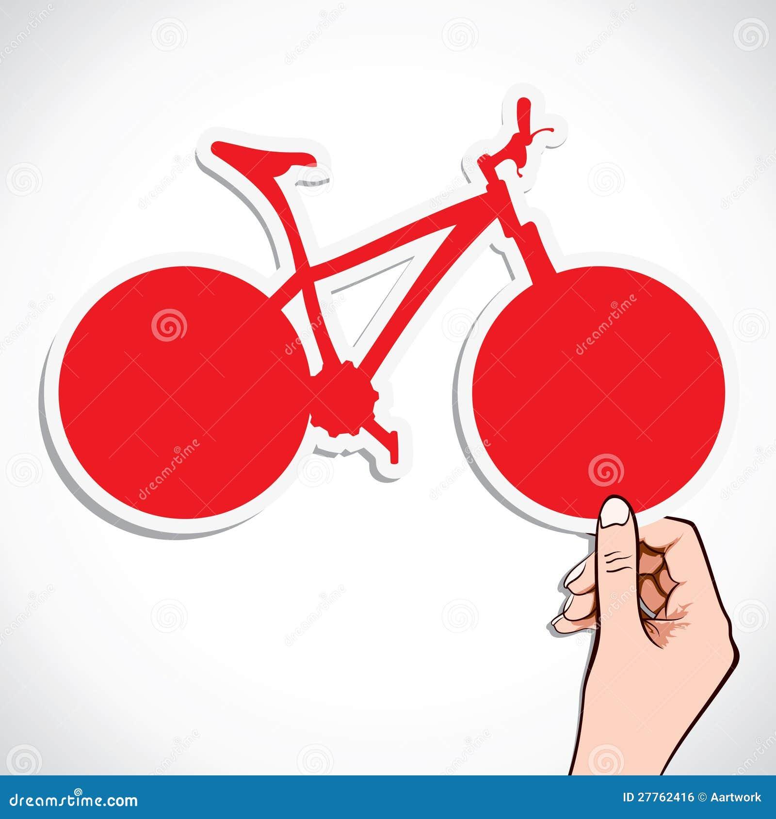 Collant de bicyclette disponible