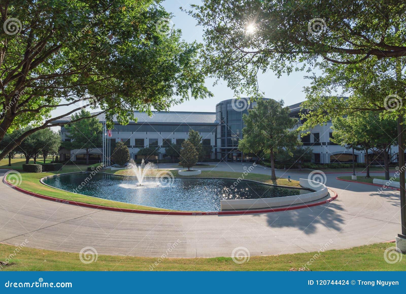 Collectieve hoofdkwartiercampus van Keurig Dr. Pepper in Plano, Texa