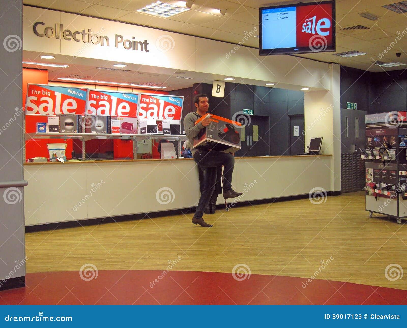 British catalogue merchant