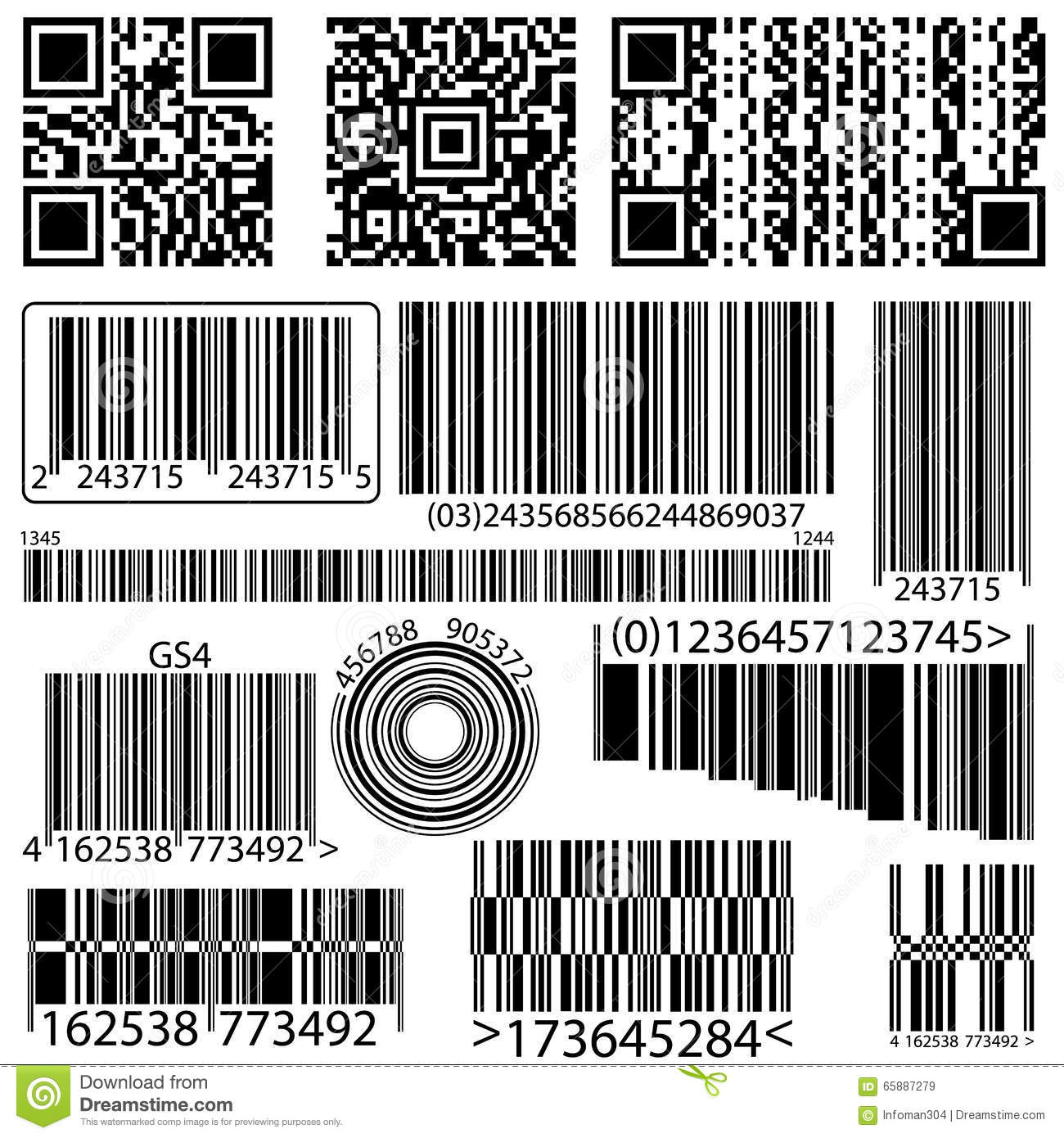how to create a qr code with transparent background