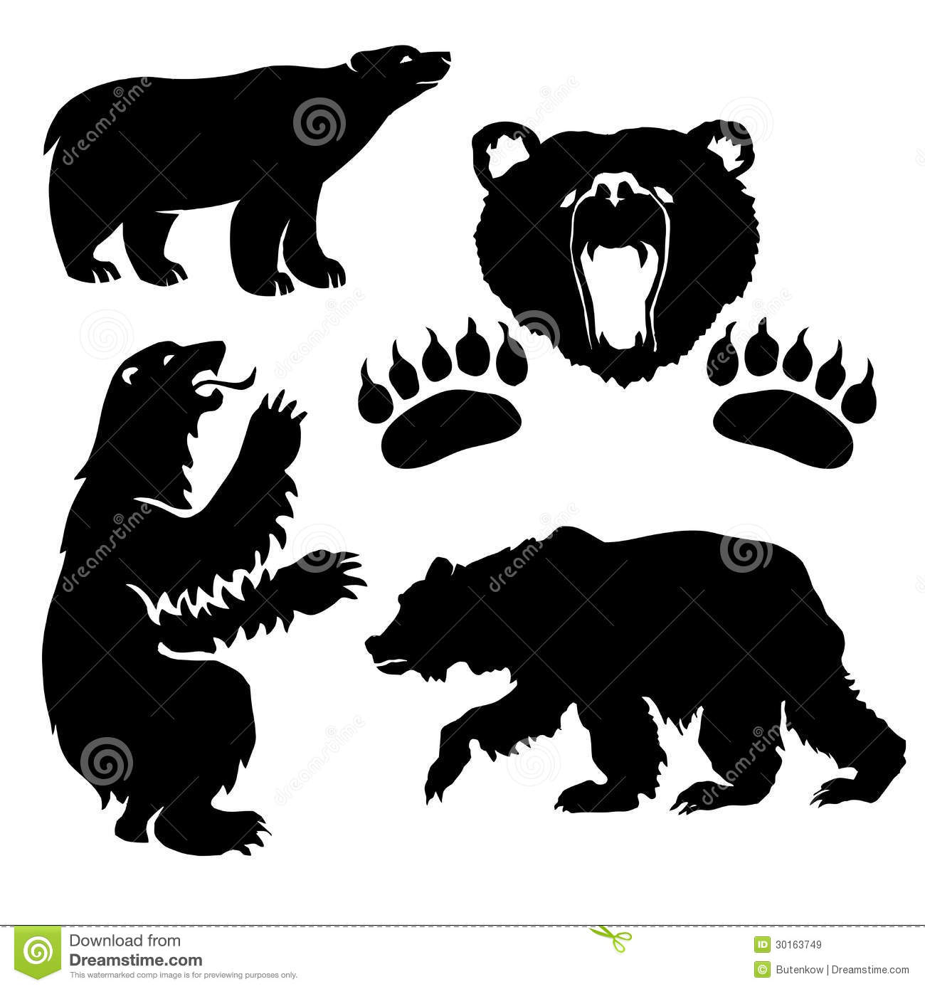 video jaguar paw download with Royalty Free Stock Images Collection Black Silhouette Bear Heraldry Image30163749 on Clipart Wildcat Paw Golden 1 likewise Royalty Free Stock Images Collection Black Silhouette Bear Heraldry Image30163749 further Stock Photo Jaguar Head Image26562450 besides Panther Paws besides Dog Paw Outline.