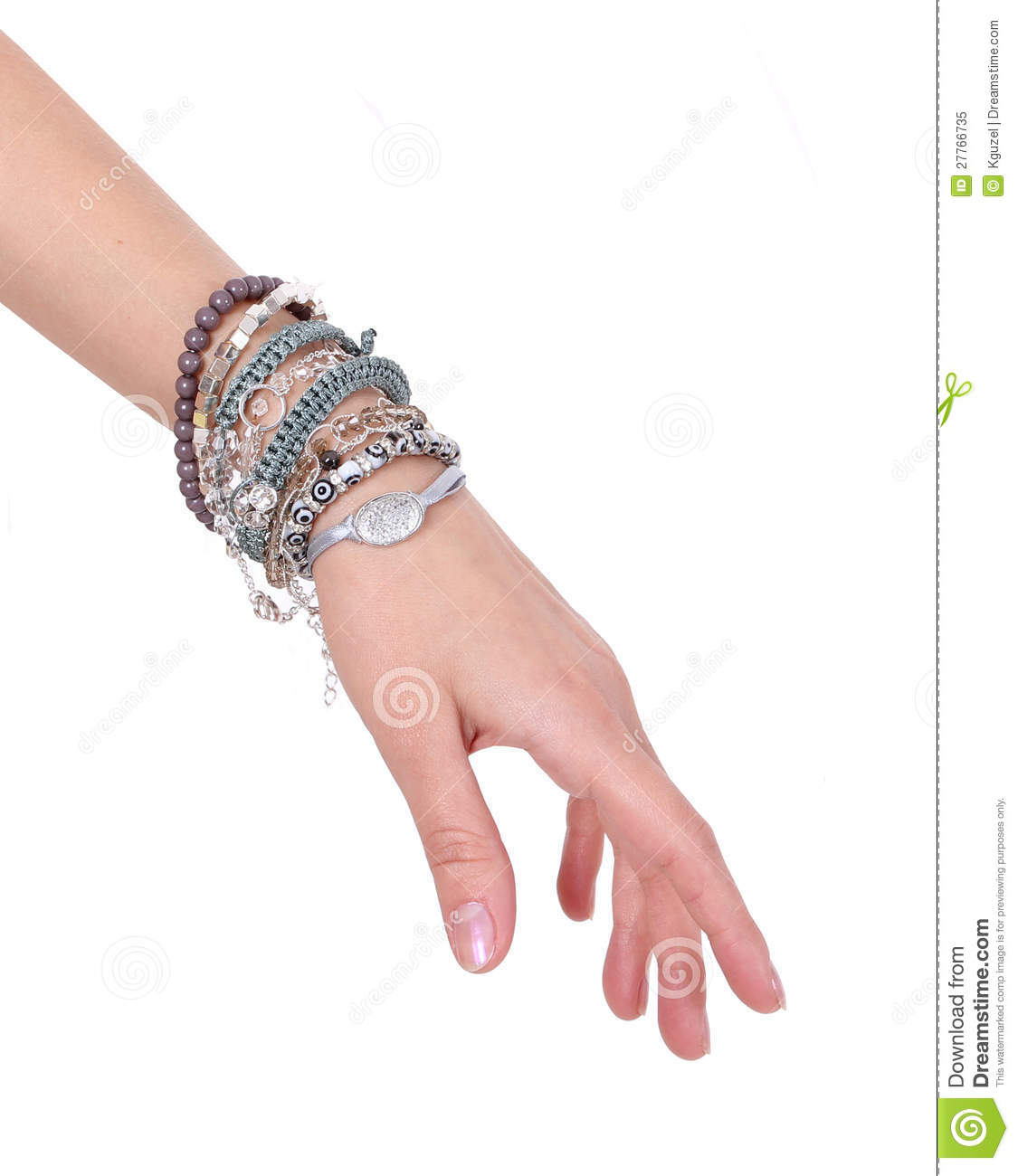 2019 year for lady- Bracelets of collection