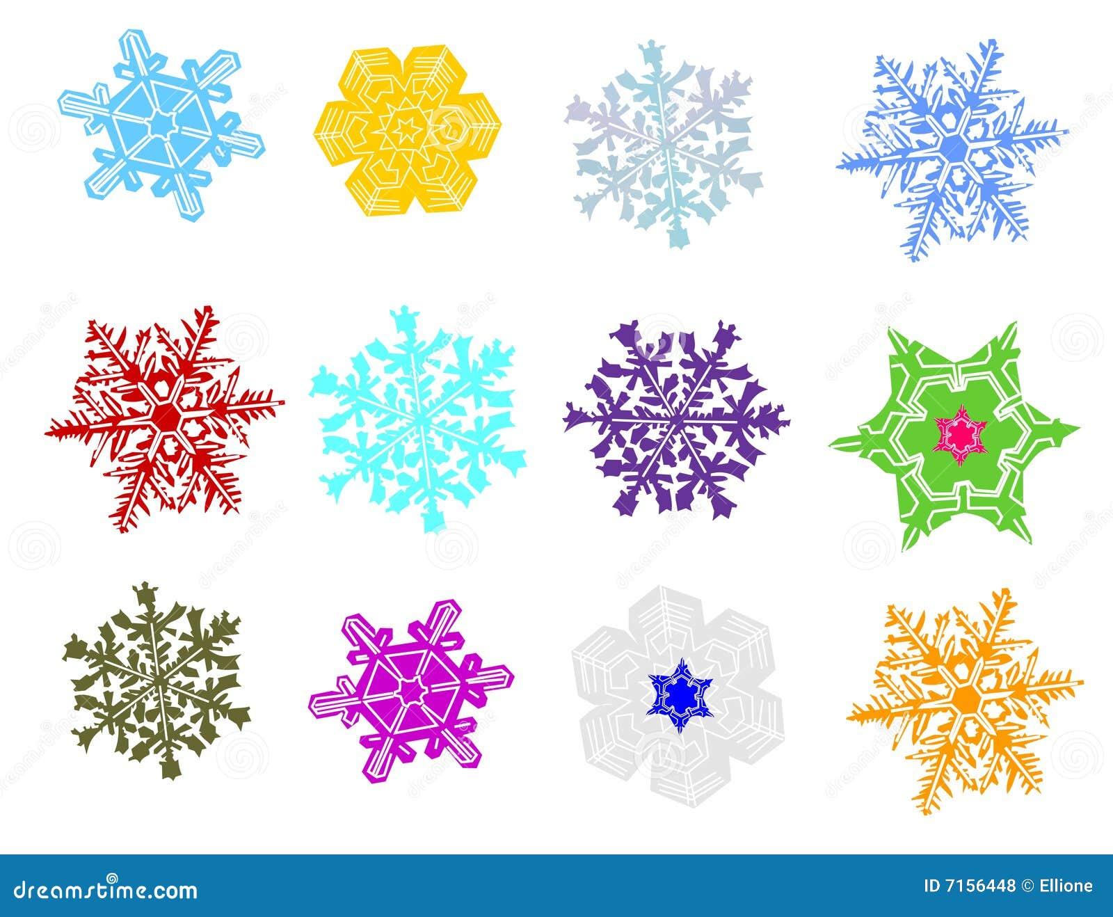 Snowflake Corner  Stock Vector  mkoudis 7136585