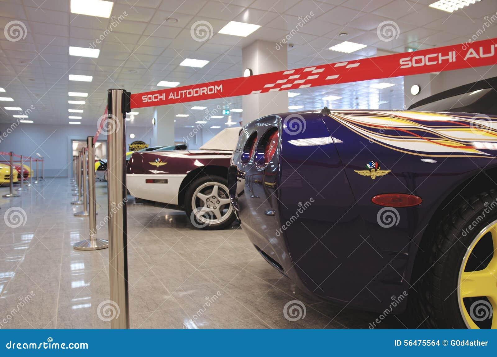 Collection de Chevrolet Corvette