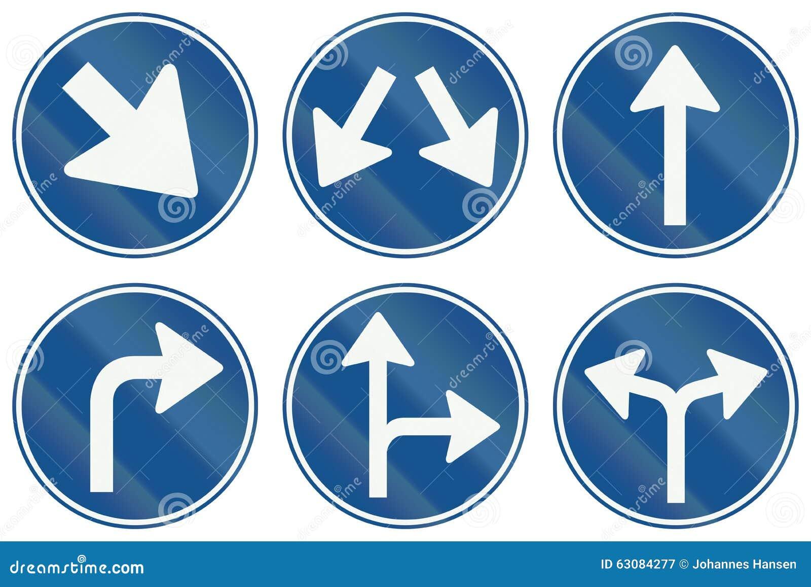 Download Collection De Panneaux Routiers De Réglementation Néerlandais Illustration Stock - Illustration du produit, route: 63084277