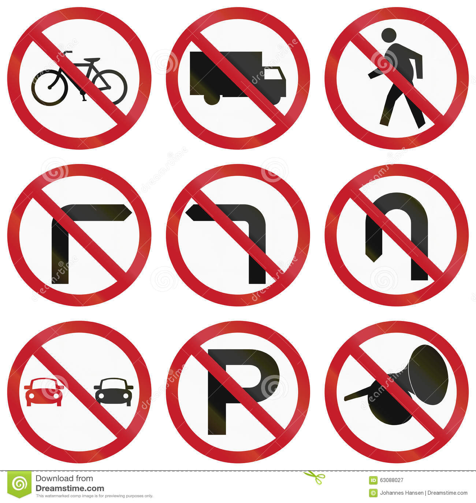 Download Collection De Panneaux Routiers De Réglementation Philippins Illustration Stock - Illustration du bicyclette, droite: 63088027