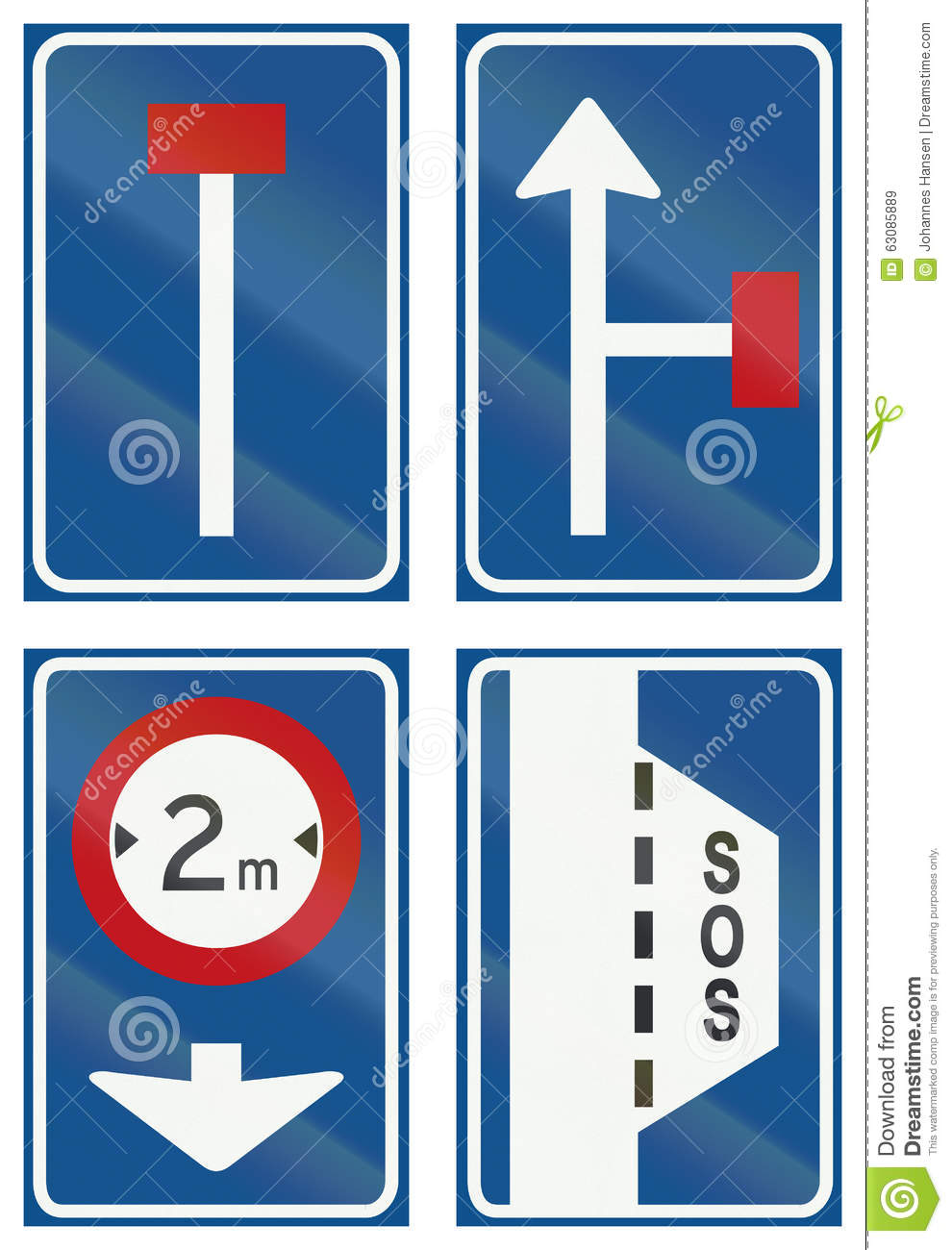 Download Collection De Panneaux Routiers Informationnels Néerlandais Illustration Stock - Illustration du europe, cercle: 63085889