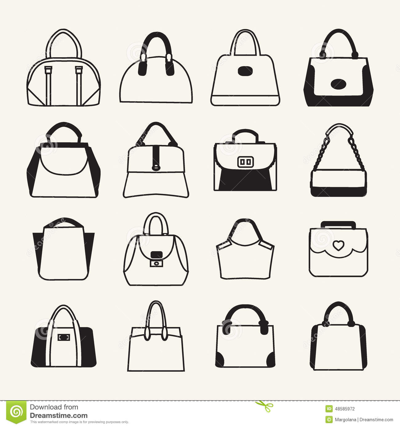 Different Styles Of Handbags