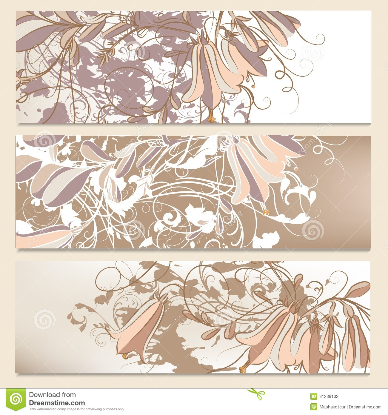 collection of floral design - photo #12