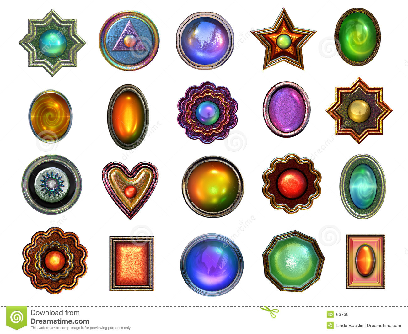 Collection of Gems