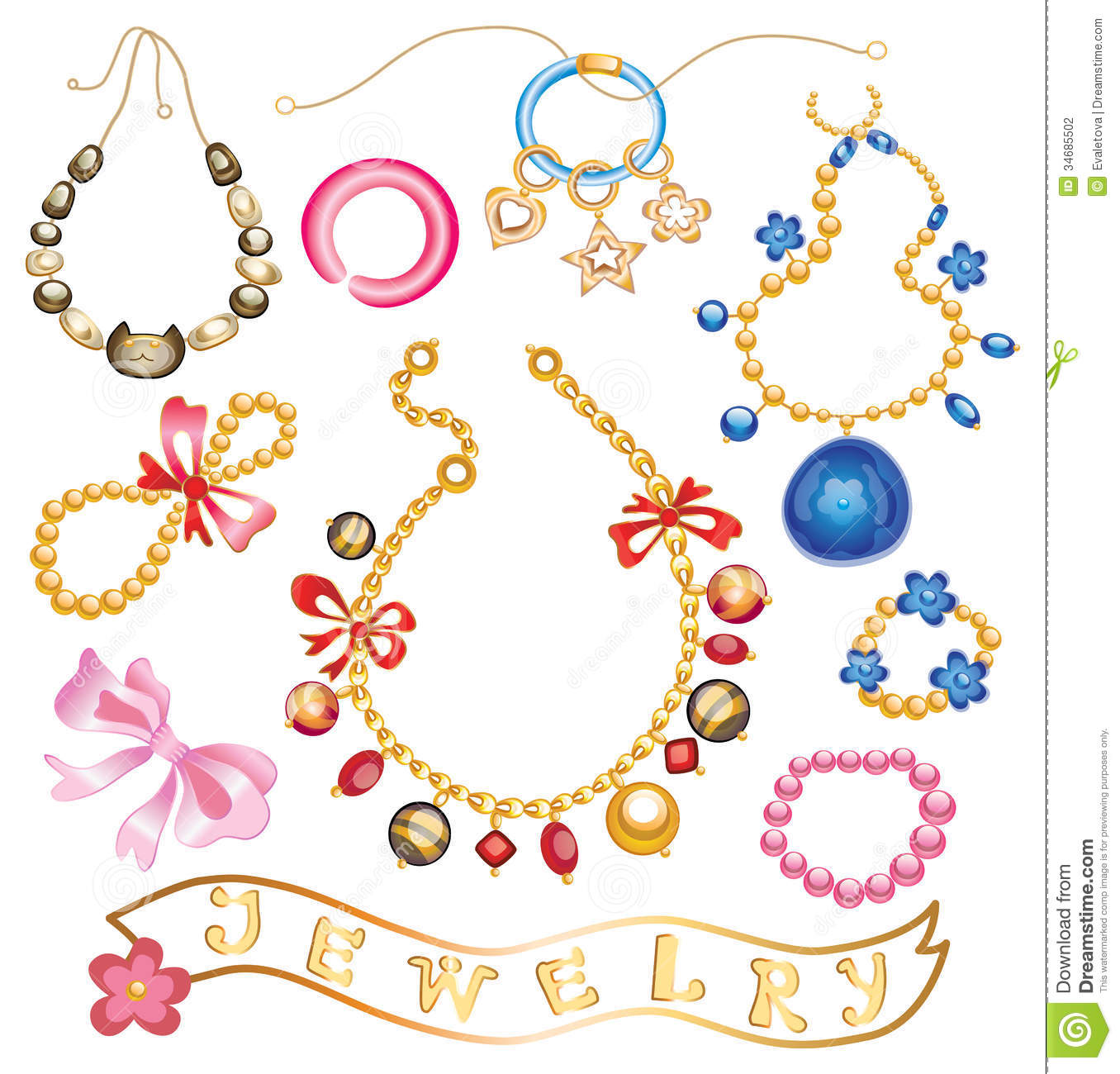 clip art jewelry pictures - photo #13