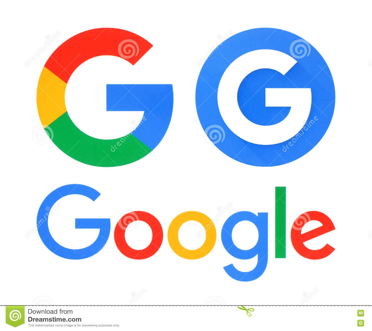Collection Of Google Logos Editorial Image Image Of Hold 73056215