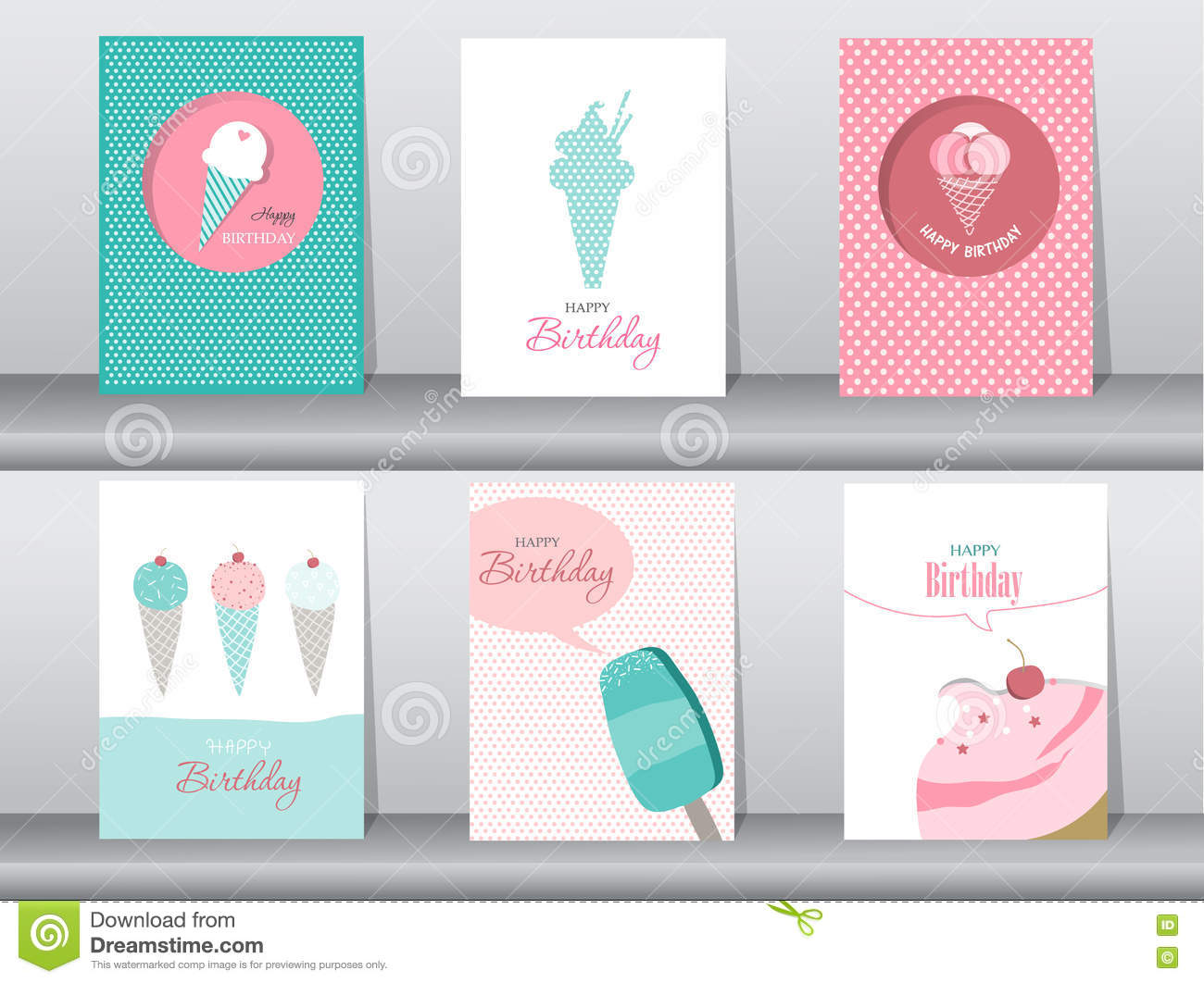 Collection Of Greeting And Invitation Cardbirthday Holiday – Birthday Card Collection