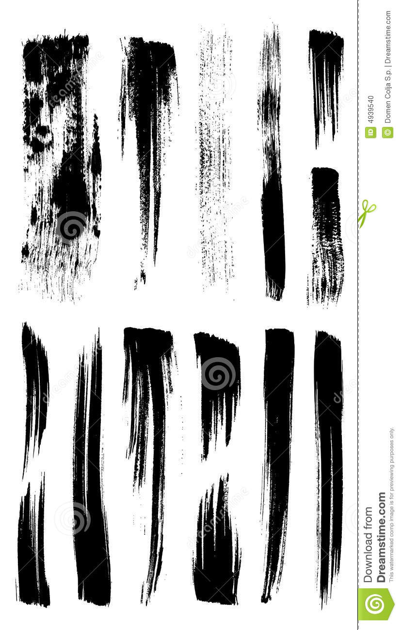 Illustrator Brushes Paint Strokes
