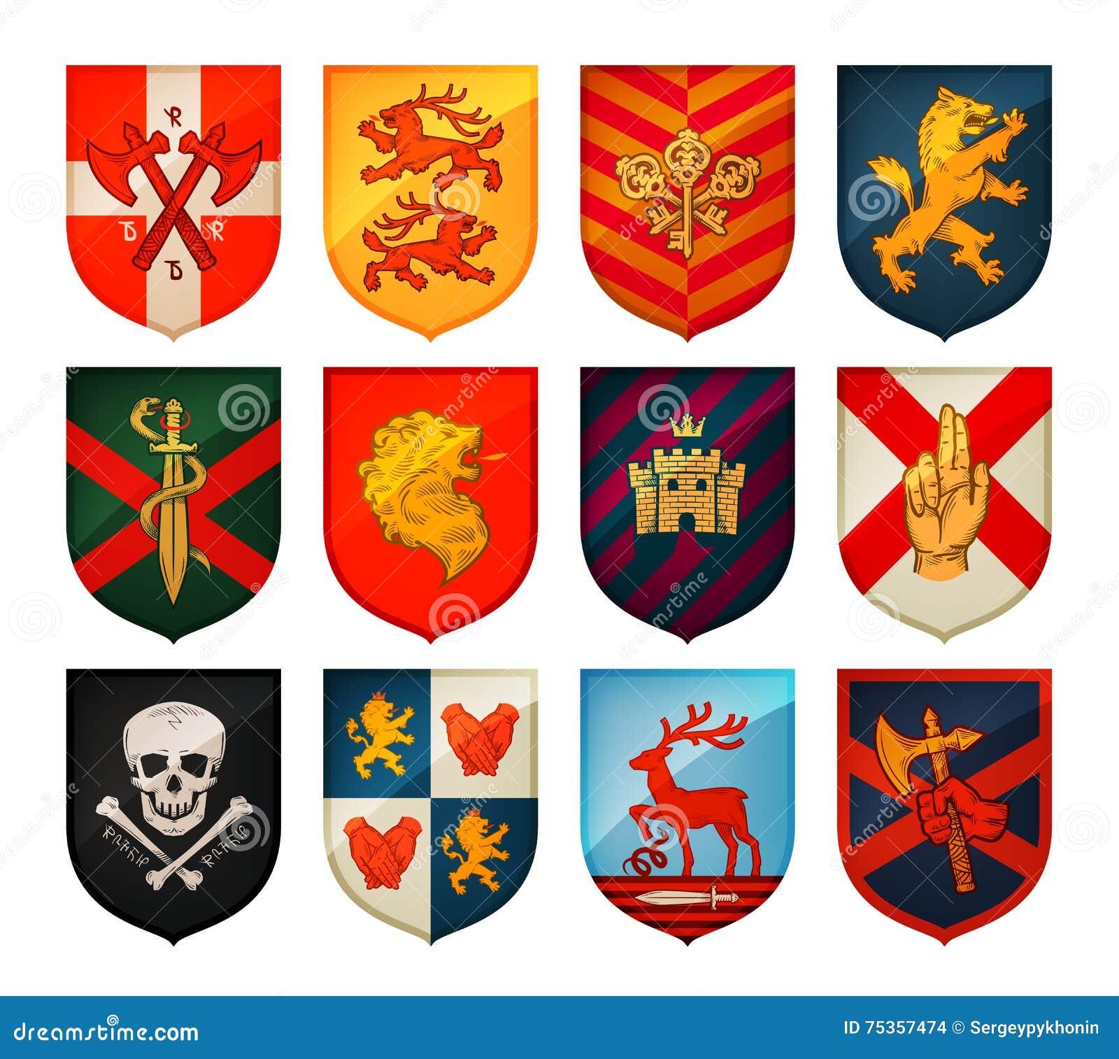medieval shields symbols and meaning wwwimgkidcom