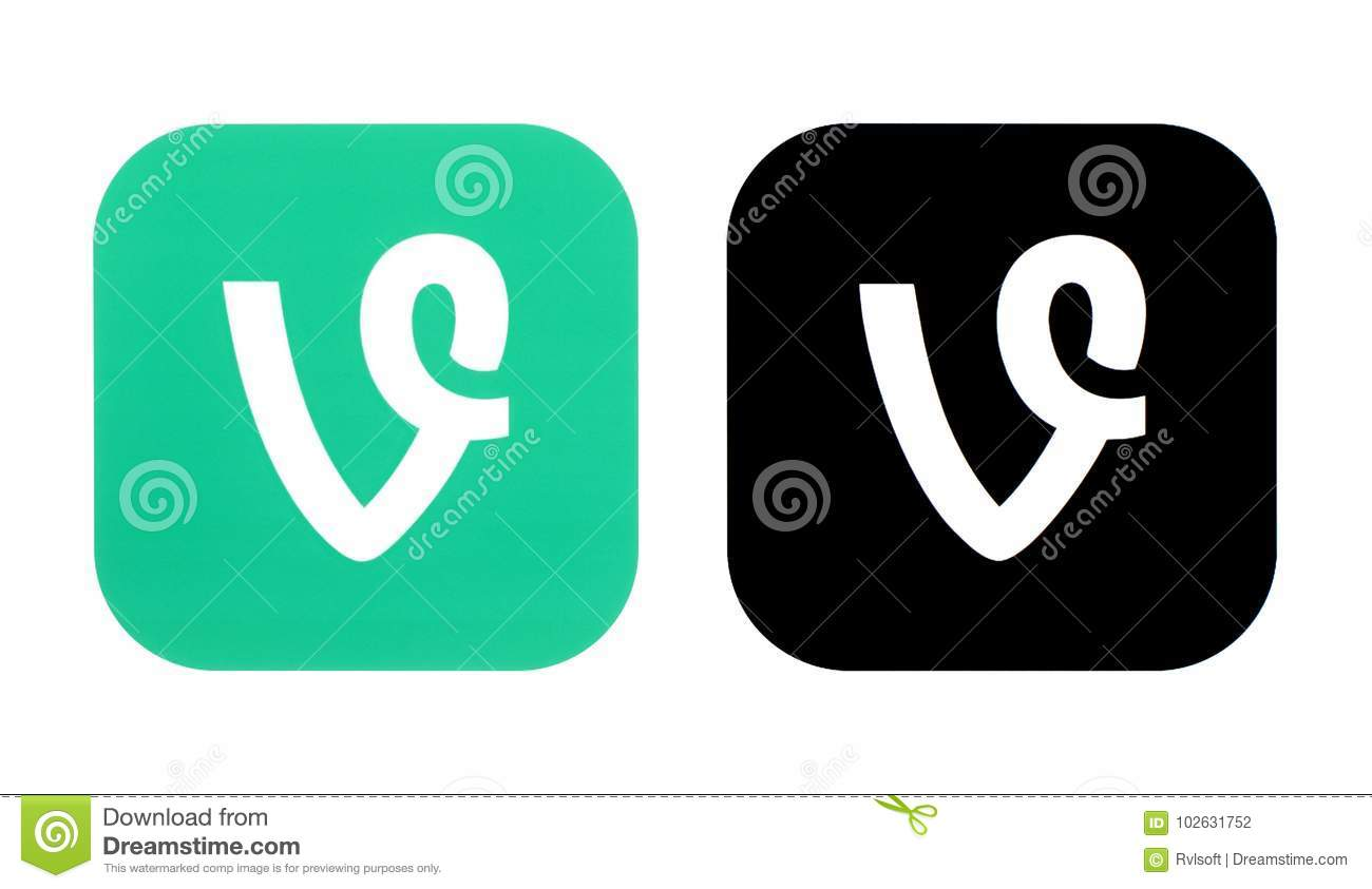 Collection Of Old And New Vine Icons Editorial Photography Image Of Multimedia Commerce 102631752 The best selection of royalty free vine logo vector art, graphics and stock illustrations. https www dreamstime com collection old new vine icons kiev ukraine october collection old new vine icons printed white paper vine image102631752