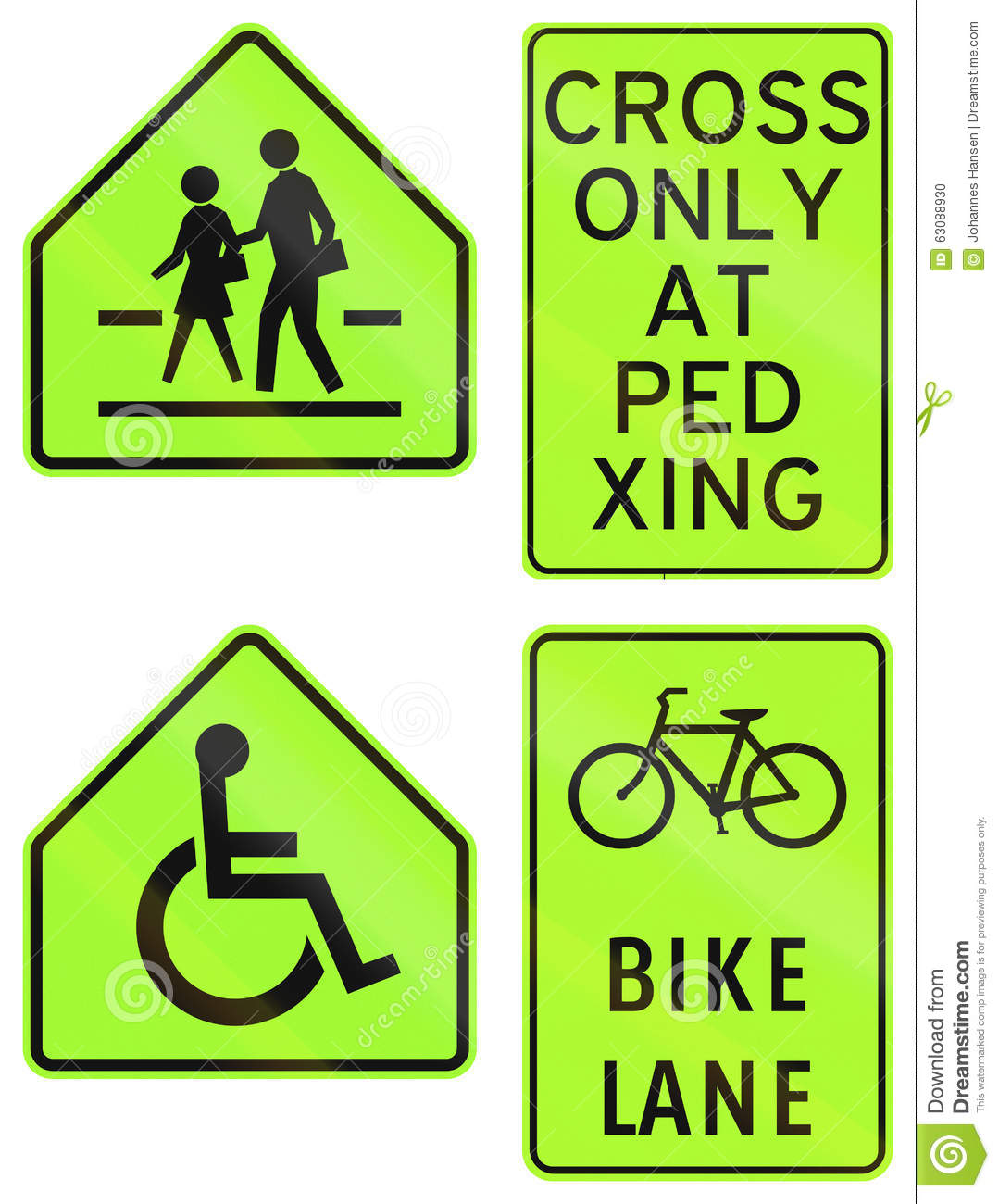 Collection of philippine warning road signs stock illustration collection of philippine warning road signs illustration pedestrian buycottarizona Image collections