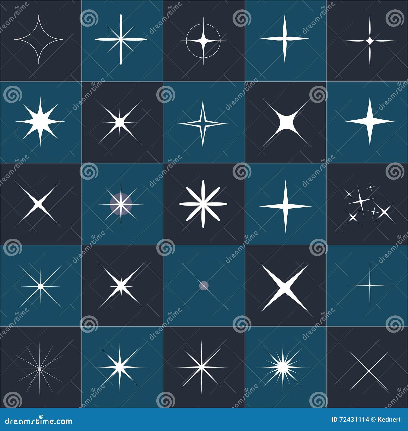 Collection Of Sparkle Vector Sparkles White Symbols Sparkle Star