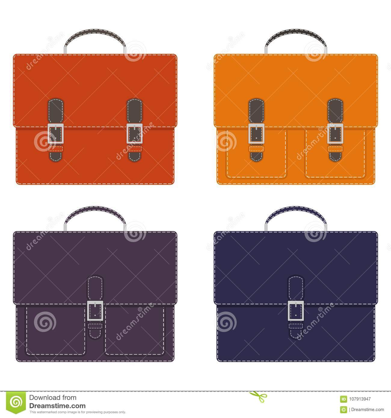 fe0a4c9631 Collection of stylish multi-colored men`s leather portfolios with pockets  and without