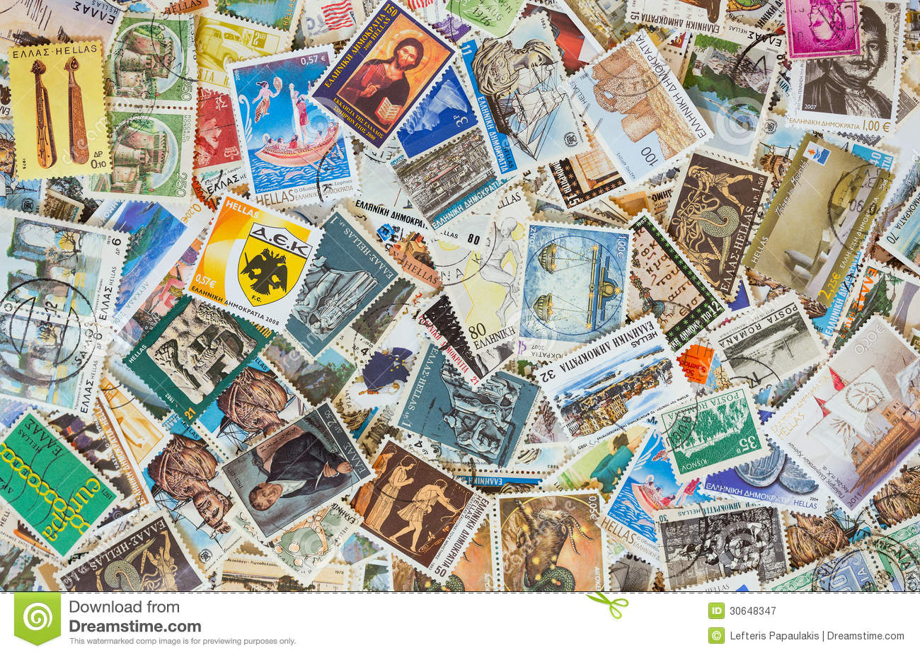 collection various stamps background stock images download 83