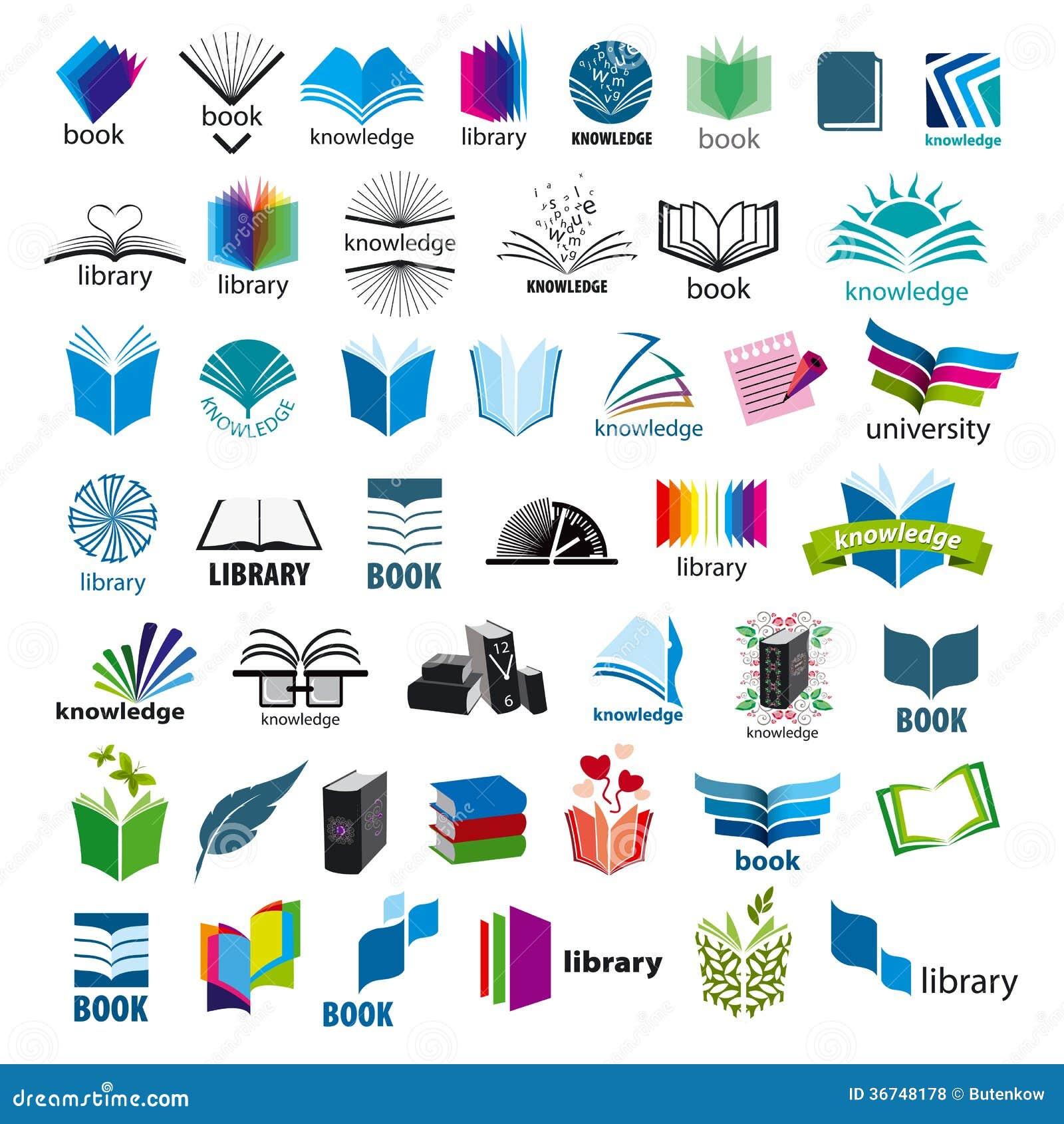 Book logos stock vector image 42714029 - Book Logos Stock Vector Image 42714029 Book Logos Stock Vector Image 42714029 Collection Of Vector