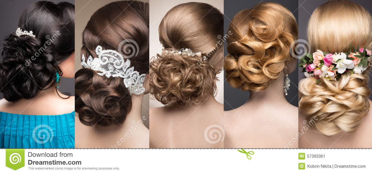 Collection Of Wedding Hairstyles Beautiful Girls Beauty Hair - Wedding hairstyle download