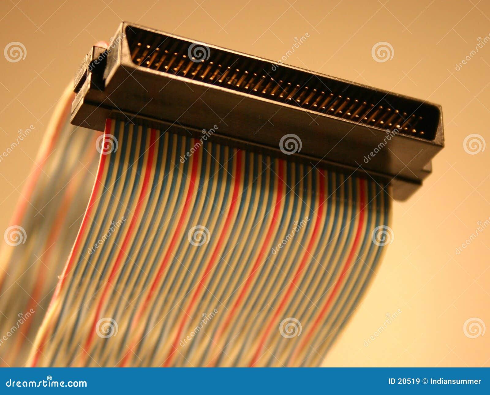 Download Collegare II Del Calcolatore Immagine Stock - Immagine di colleghi, comunicazione: 20519