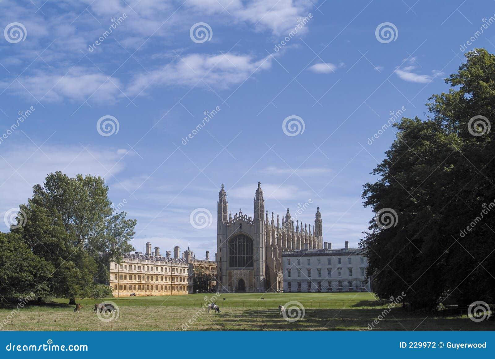 College Chapel, Cambridge de rey