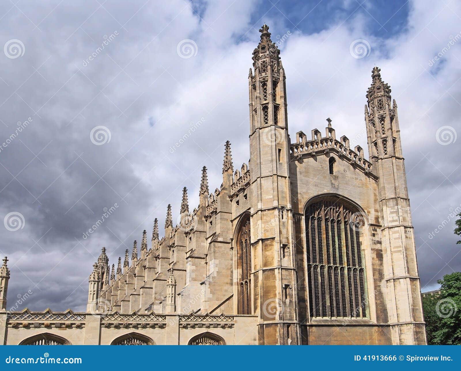 College Chapel de rey