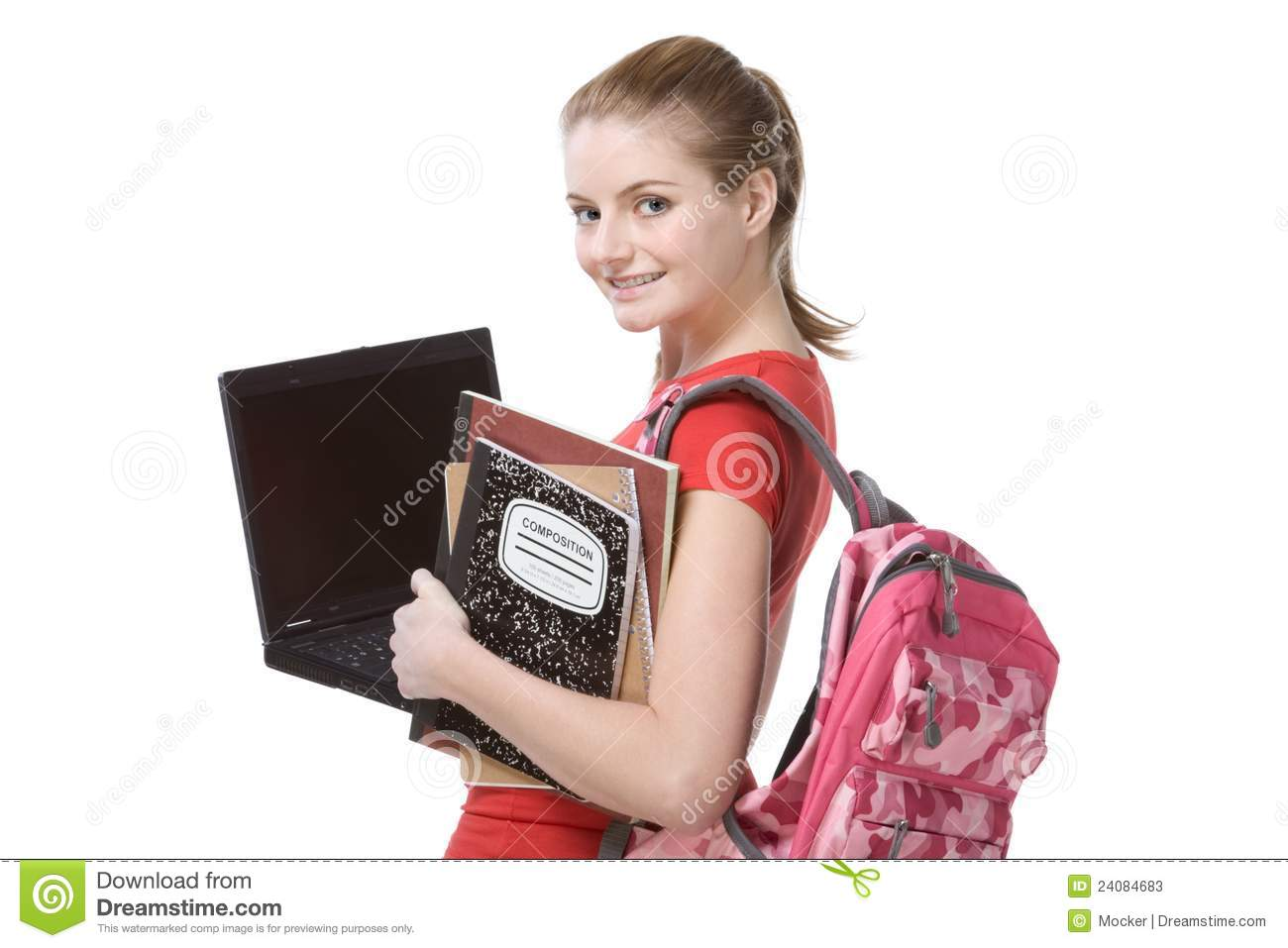 a time frame of a teenage student The average teen needs about nine hours of sleep each night to feel alert and  well rested  girls see their breasts develop and have their first menstrual period.