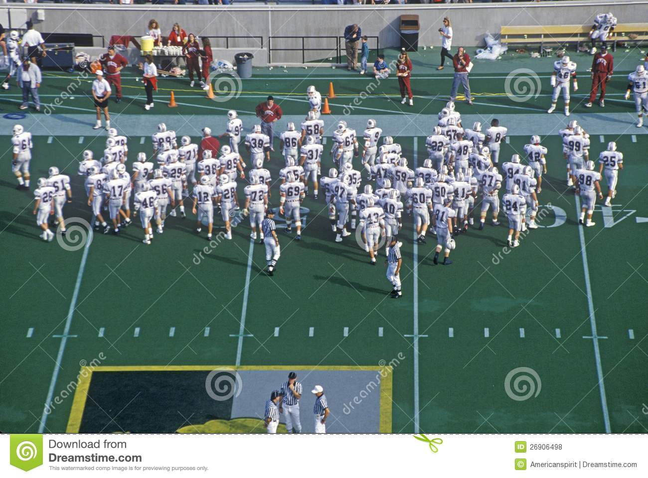 college football games free number of college football players