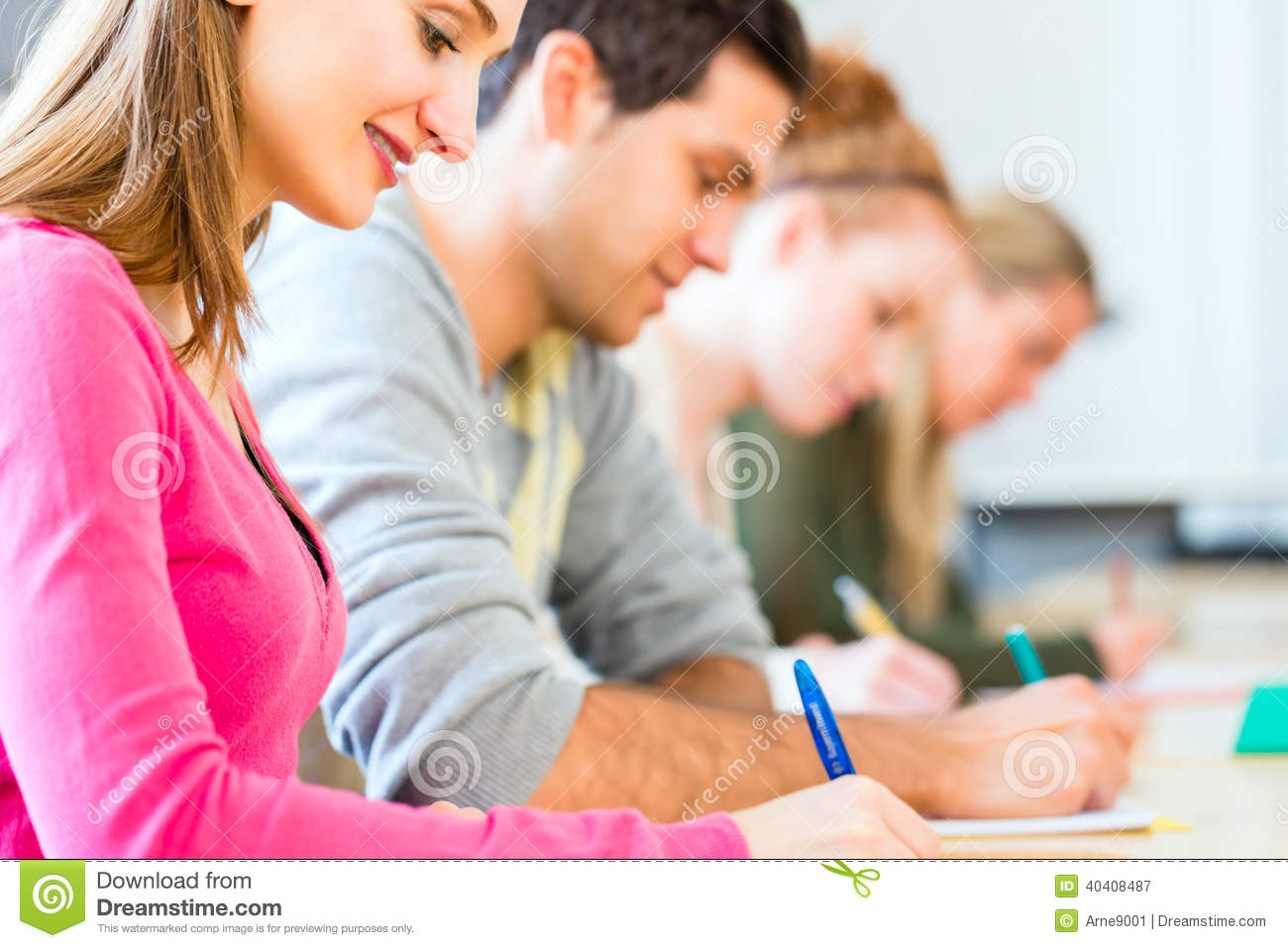 Write essay for students