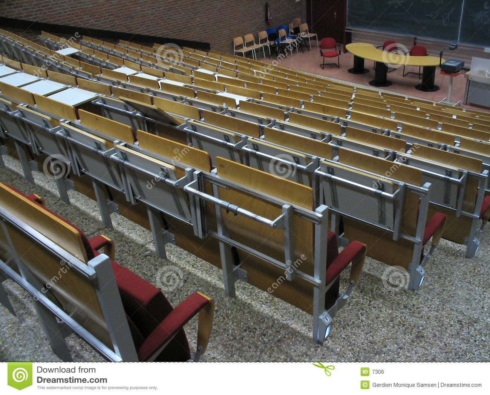 College Theatre I