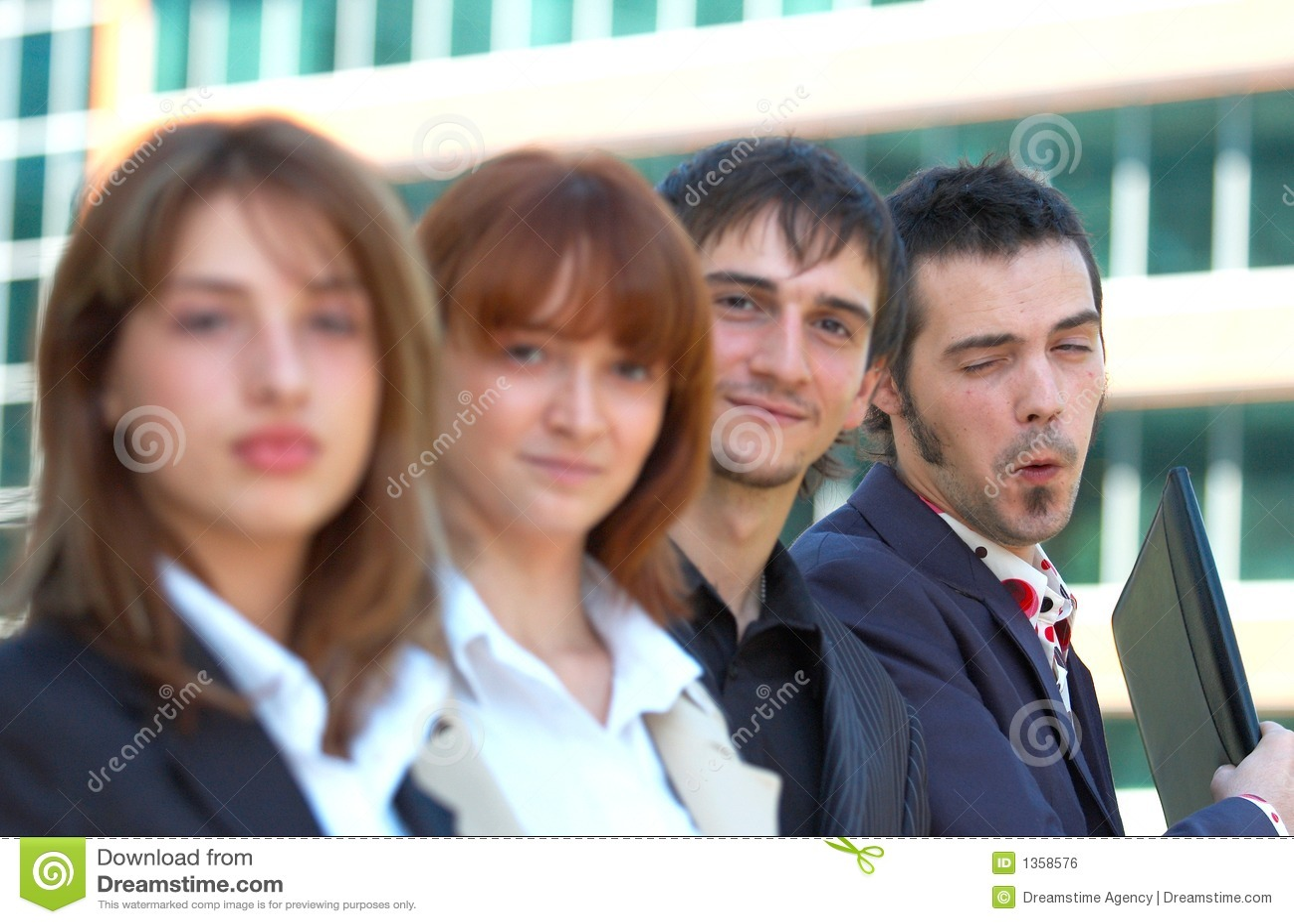 Colleghe 3 di affari