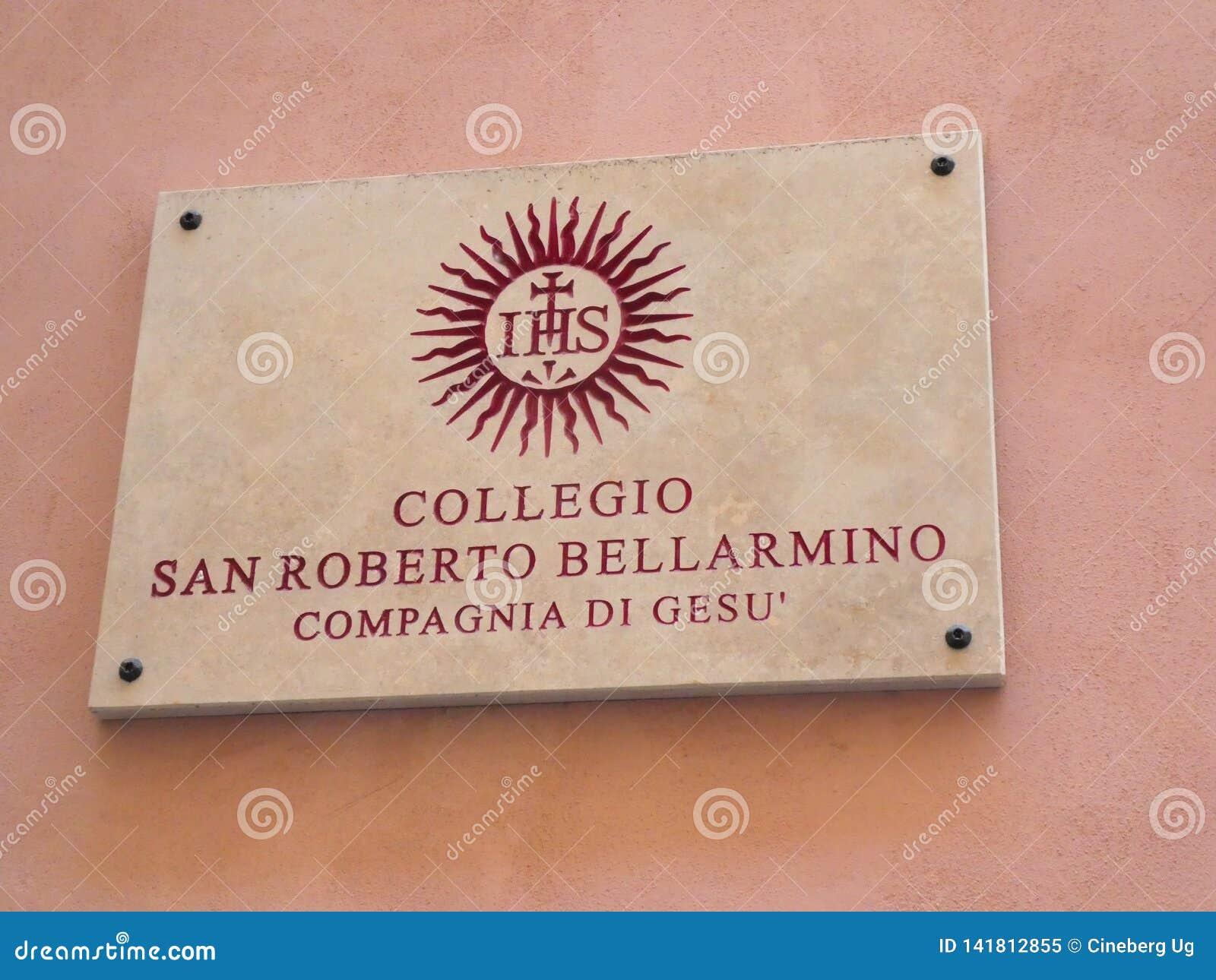 Collegio San Roberto Bellarmino