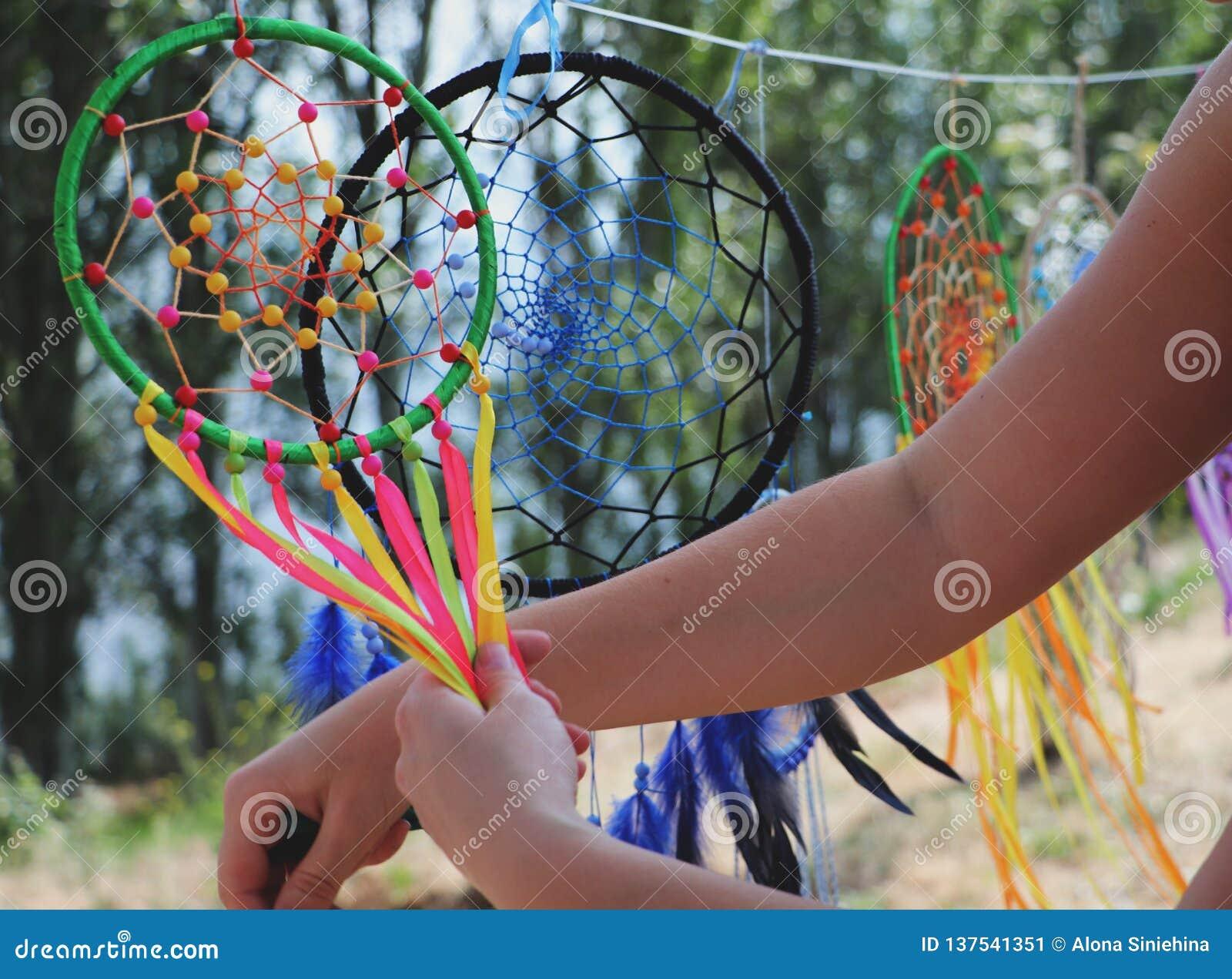 Collettori di sogno Talismano dell amuleto del nativo americano