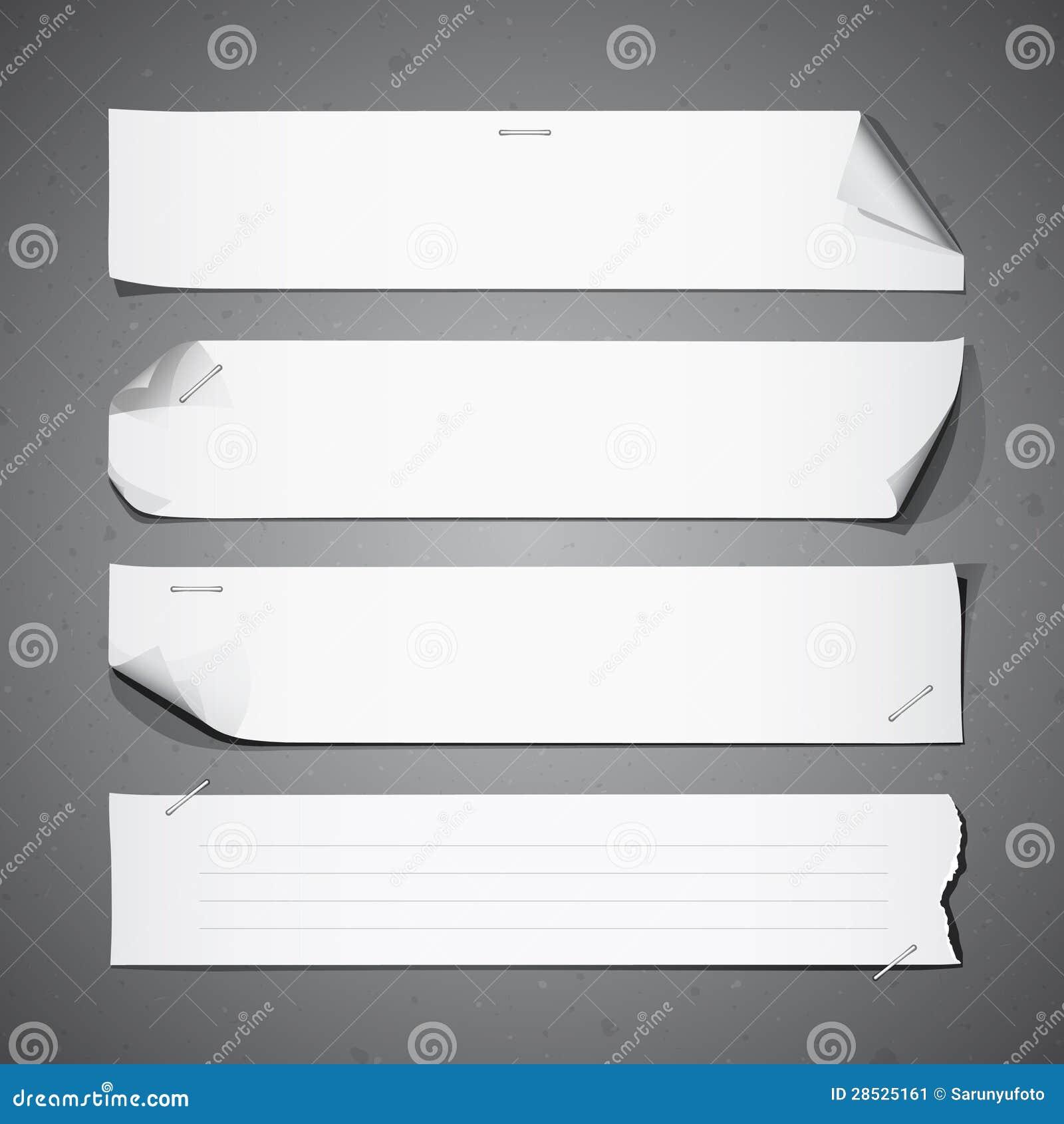 Collezioni lunghe del Libro Bianco