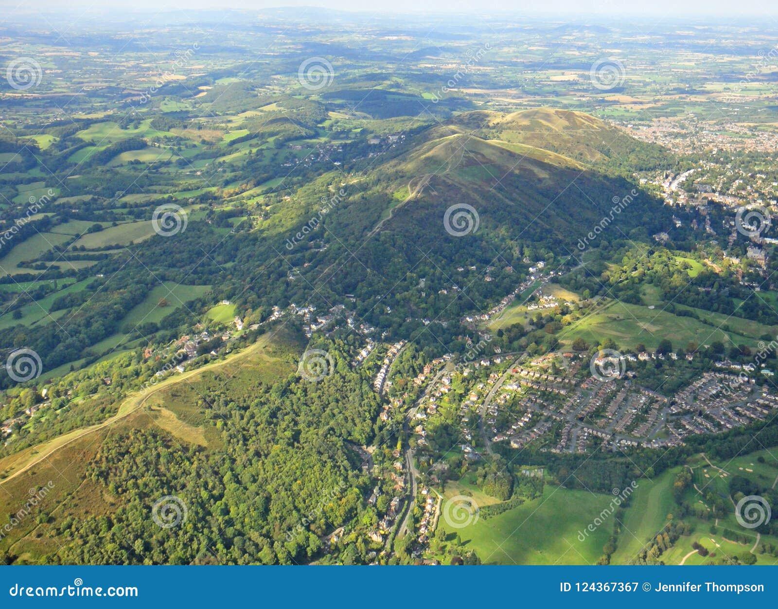 Collines de Malvern, Worcestershire