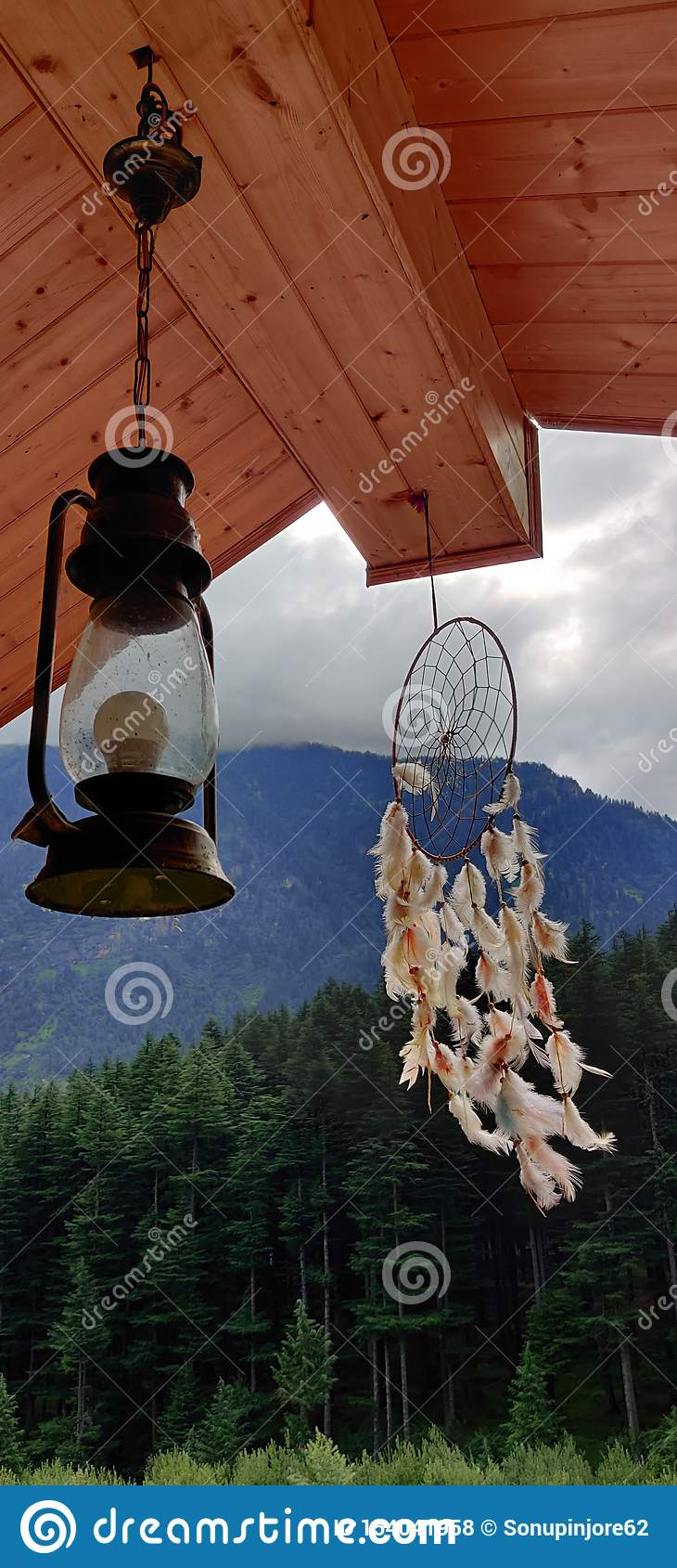 Collines Manali Himachal Pradesh de l Himalaya