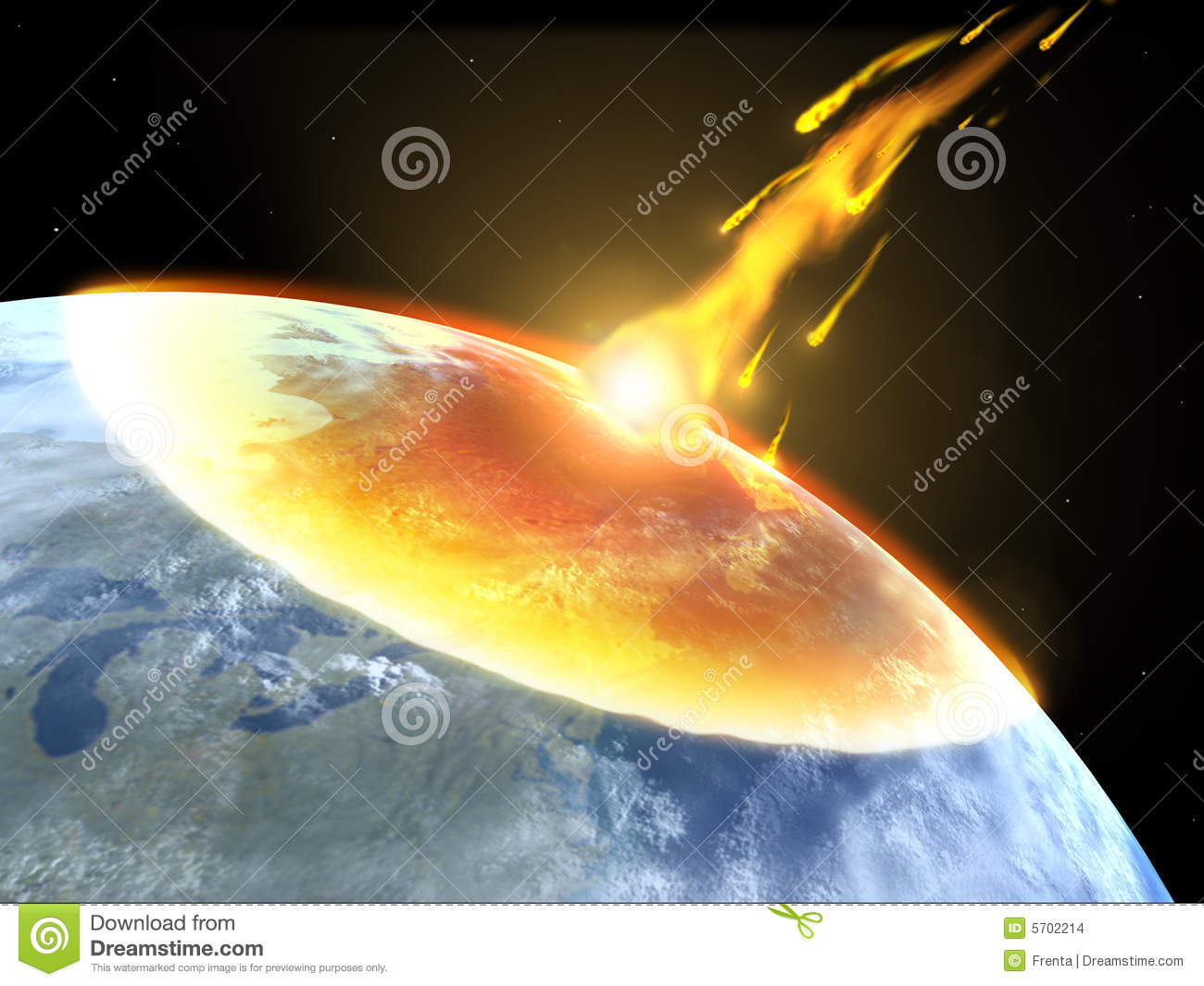 asteroid earth collisions - photo #18