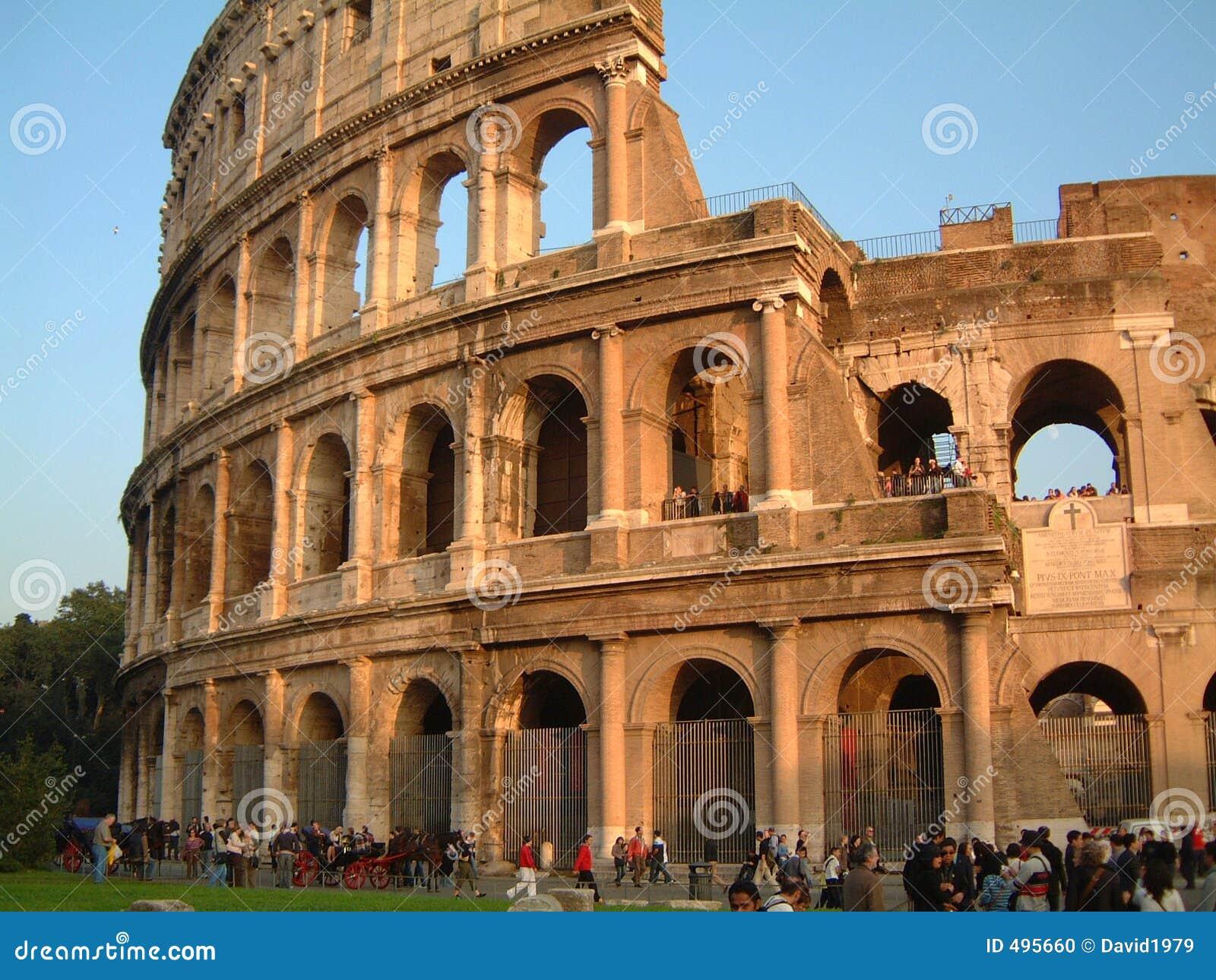 Colloseum, Roma