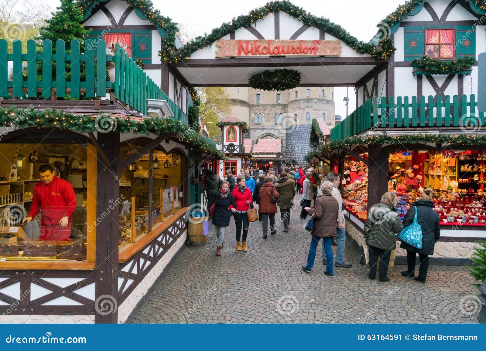 Cologne - christmas market editorial photo. Image of xmas - 63164591