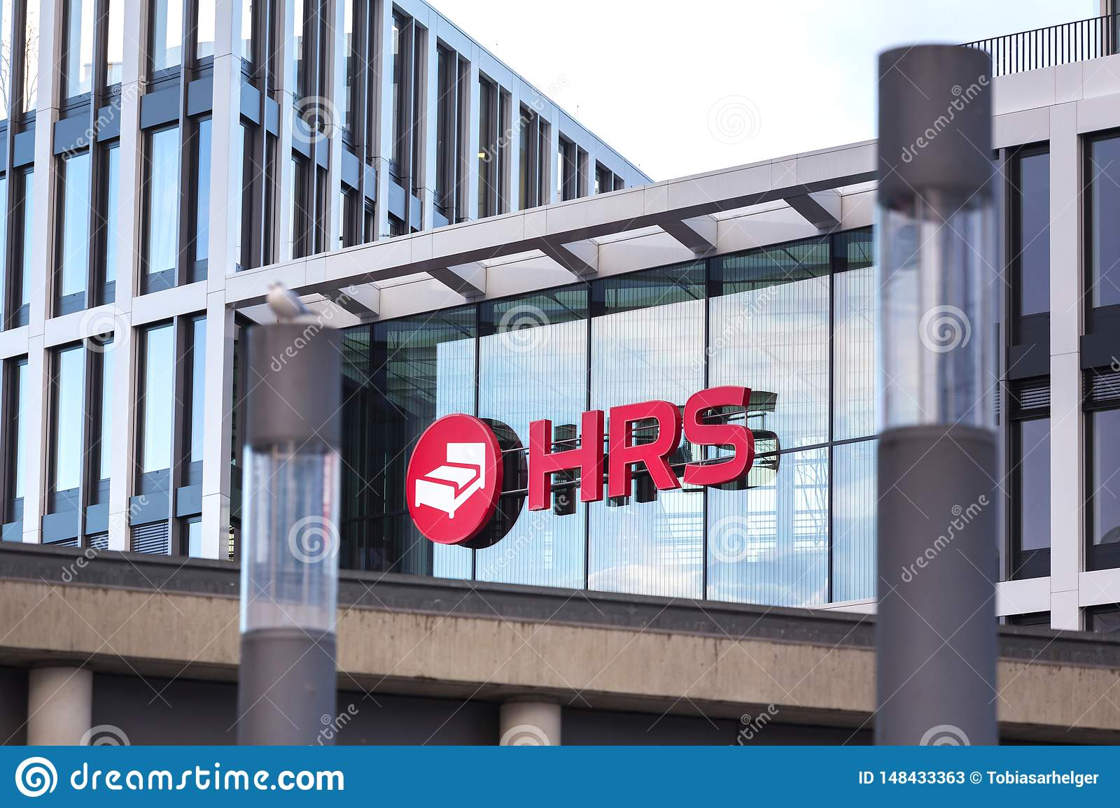 Hrs sign in cologne germany