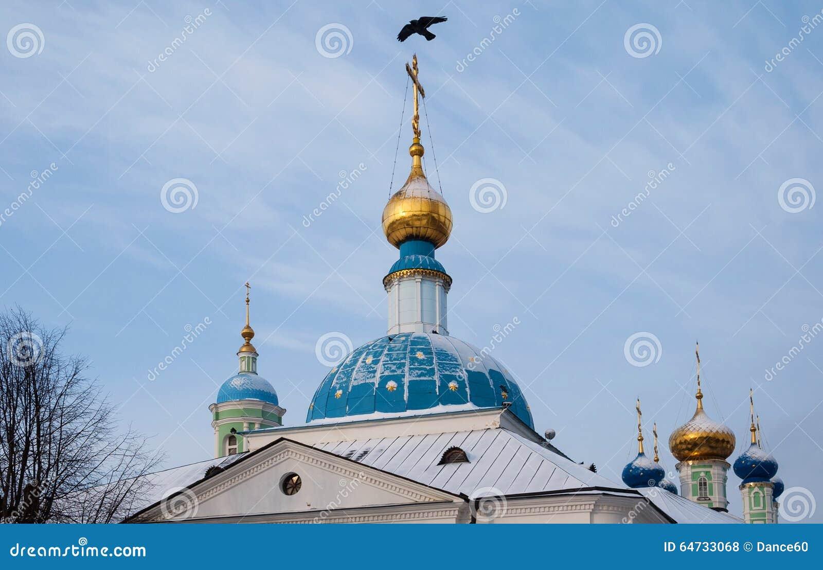 Colomba sopra il tempio