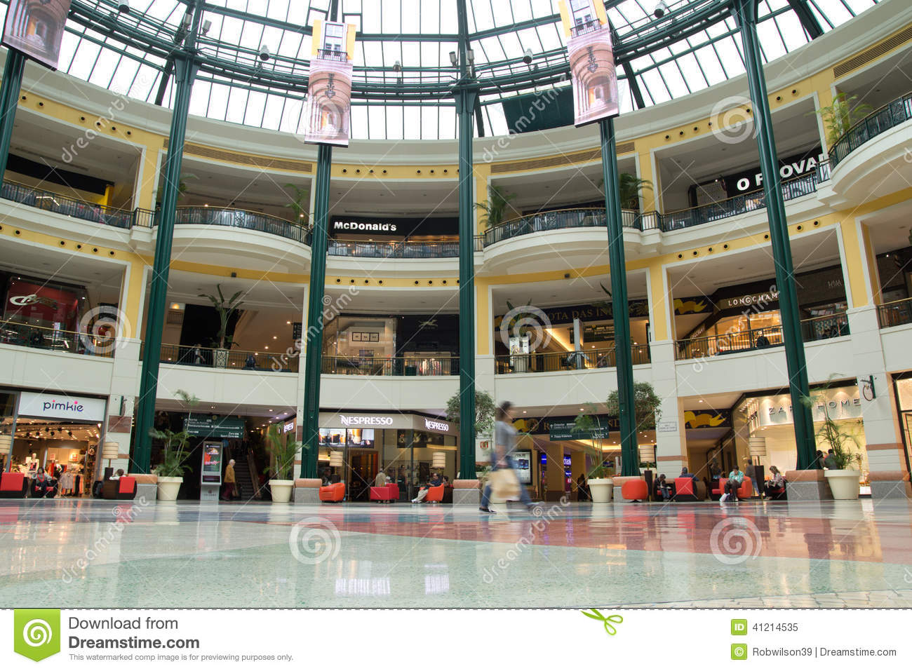 Colombo shopping center editorial image image 41214535 for Colombo design shop online